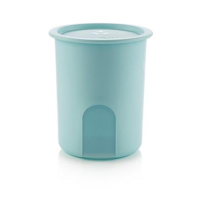 Tupperware Bunte Runde blau