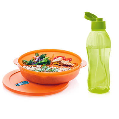 Tupperware To-Go Aufwärm-Set (2)