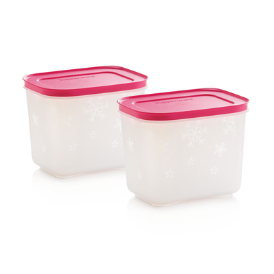 Tupperware Kleines Eis-Kristall-Set (4)