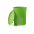 Tupperware Bunte Runde grün Vorratsdose