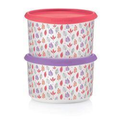 Tupperware Bunte Runde (2)