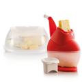 Tupperware Käse-Set (2) Das Set für Käseliebhaber