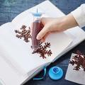 Tupperware Dekozauber Dekostift mit Schokolade gefüllt