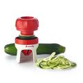 Tupperware Spiralino Gemüse Spiralschneider mit Bajonettverschluss