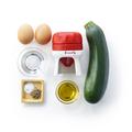 Tupperware Spiralino Zutaten für Zucchini Zoodles
