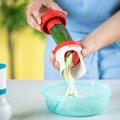 Tupperware Spiralino Einfach Zucchini mit dem Spiralschneider drehen und Zoodles herstellen