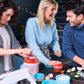 Tupperware Easy-Mixx Stromlose Küchenmaschine