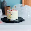 Tupperware MicroPro Ring kleiner Kuchen aus der Mikrowelle