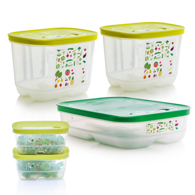 Tupperware KlimaOasen-Set (5)