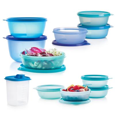 Tupperware Kühlschrank-Set (11)