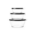 Tupperware Clear Collection-Servier-Set (6)