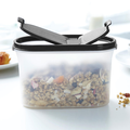 Tupperware Eidgenosse oval 1,1 l perfekt zum lagern von Müsli oder Haferflocken