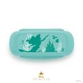 Tupperware Prinzessinnen-Box Arielle kleine grüne Box mit Arielle Aufdruck für Snacks