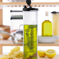 Tupperware Eidgenosse rund 1,1 l mit Ausgießer Behälter für Öl