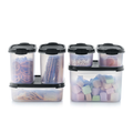 Tupperware Quadratischer Behälter 2,6 l praktischer quadratischer Behälter