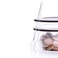 Tupperware Salatbesteck Durchsichtiges Salatbesteck