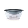 Tupperware Clear Collection-Servier-Set (6) schönes durchsichtiges Schüsselset