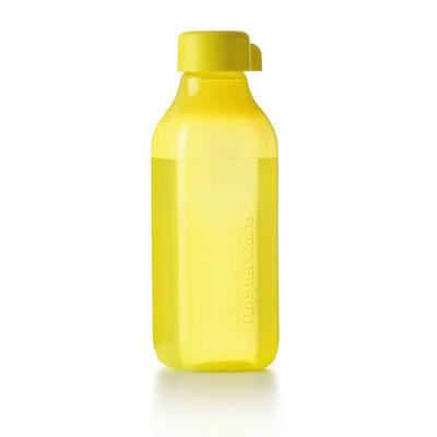 Tupperware EcoEasy Flasche 500 ml eckig