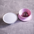 Tupperware Allegra Shine Dessert-Schälchen 275 ml (2) Elegante Dessertschälchen