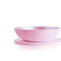 Tupperware Allegra Shine 1,5 l Kleine Salatschüssel in pink