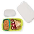 Tupperware Smart-Lunchbox Die clevere Box mit Unterteilungen - so herrscht Ordnung.