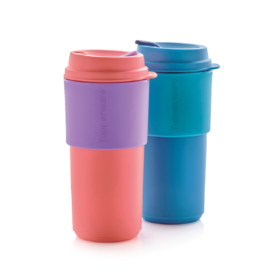Tupperware Eco+ Kaffeebecher-Set