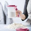 Tupperware Rucki-Zucki perfekt zum Sieben von Mehl