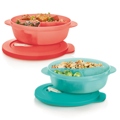 Tupperware MicroTup Set rund