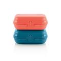 Tupperware Eco+ Brotdosen-Set (2) Nachhaltige Brotboxen