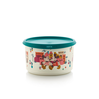 Tupperware Mickey & Minnie