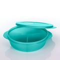 Tupperware MicroTup Set rund  Behälter zum Mitnehmen und aufwärmen von Essen