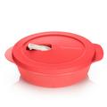 Tupperware MicroTup Set rund  Unterteilte Dose zum Mitnehmen und erwärmen von Essen