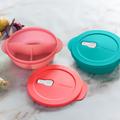 Tupperware MicroTup Set rund  Dose zum mitnehmen von Essen