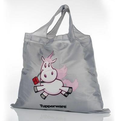 Tupperware Falttasche Einhorn