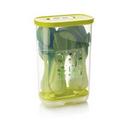 Tupperware KlimaOase- vertikal  Perfekt zum Frischhalten von Lauch