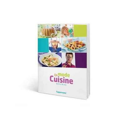 """Tupperware Livre """"En mode cuisine"""""""