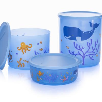 Tupperware Cubix-Set (3)