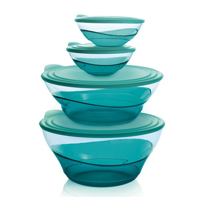 Tupperware Eleganzia-Set (4)
