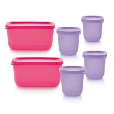 Tupperware Klick & Go Behälter (3)