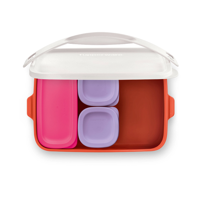 Tupperware Klick & Go-Set (4)