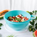 Tupperware Maximilian-Spar-Set (2) SChüssel gefüllt mit Salat