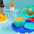 Tupperware Chip´N Dip kleiner Behälter für Dipp