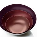 Tupperware Allegra Metallic 3,5 l Edles Design - Salatschüssel aus Metall