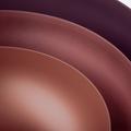 Tupperware Allegra Metallic 800 ml Glänzende Metallic Schüsseln aus der Allegra Serie