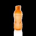 Tupperware Flaschenpost gelb Nachhaltige Flasche to go