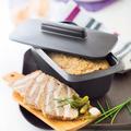 Tupperware UltraPro Kastenform 1,8 l Pastete in der Kasserolle zubereiten