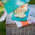 Tupperware Junge Welle Kastenkuchenbehälter Pastete mitnehmen
