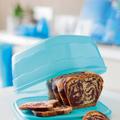 Tupperware Junge Welle Kastenkuchenbehälter Perfekt für Kuchen