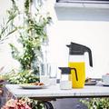 Tupperware TupperTime Kanne 1,7 l Kanne für Säfte wunderschön im Garten auf dem Esstisch
