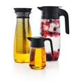 Tupperware TupperTime Kanne 1,7 l komplettes Set für Saft, Tee und Sirup